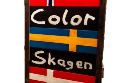 Udstilling hos Colorline Hotel i Skagen